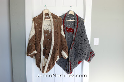 Crochet Cocoon shrug
