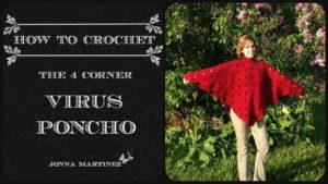 Four Corner Virus Poncho