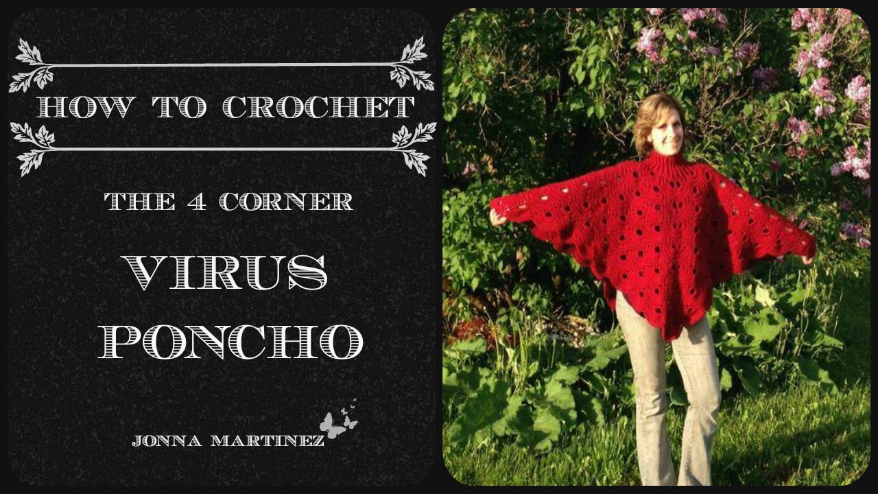 Four Corner Virus Poncho
