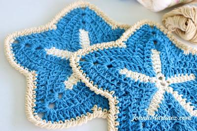 Crochet a Starfish