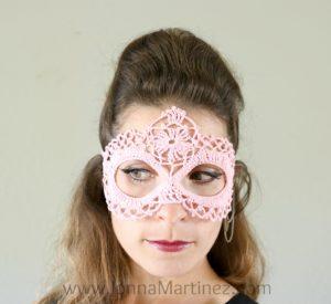 A Haunting Masquerade Mask