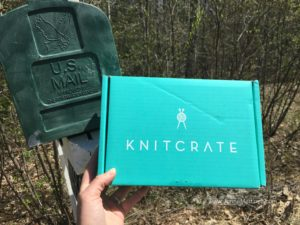 What is May's Knitcrate?