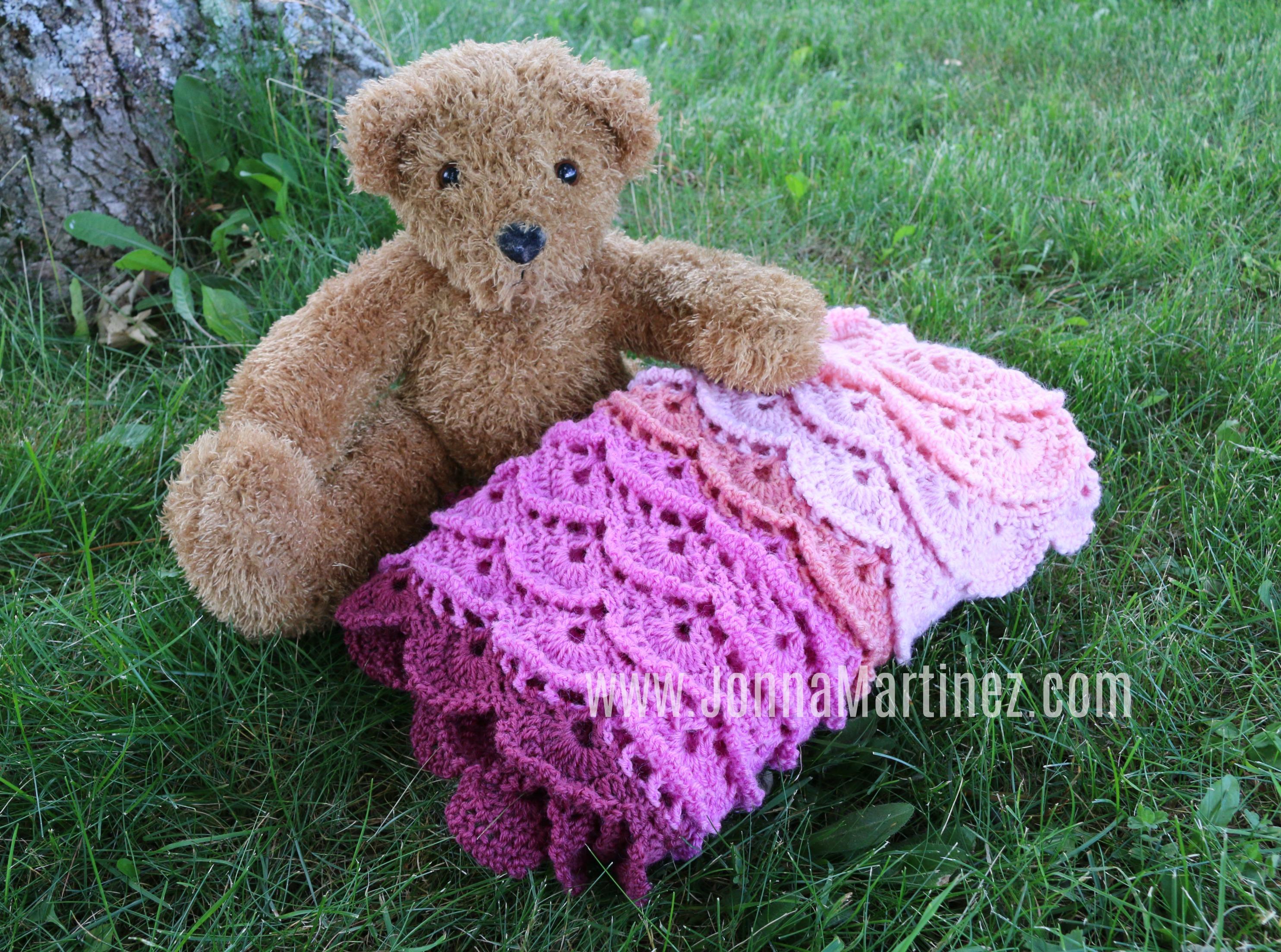 The Fluffy Meringue Blanket