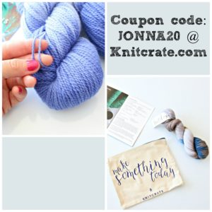 February and March'19 KNITCRATE!