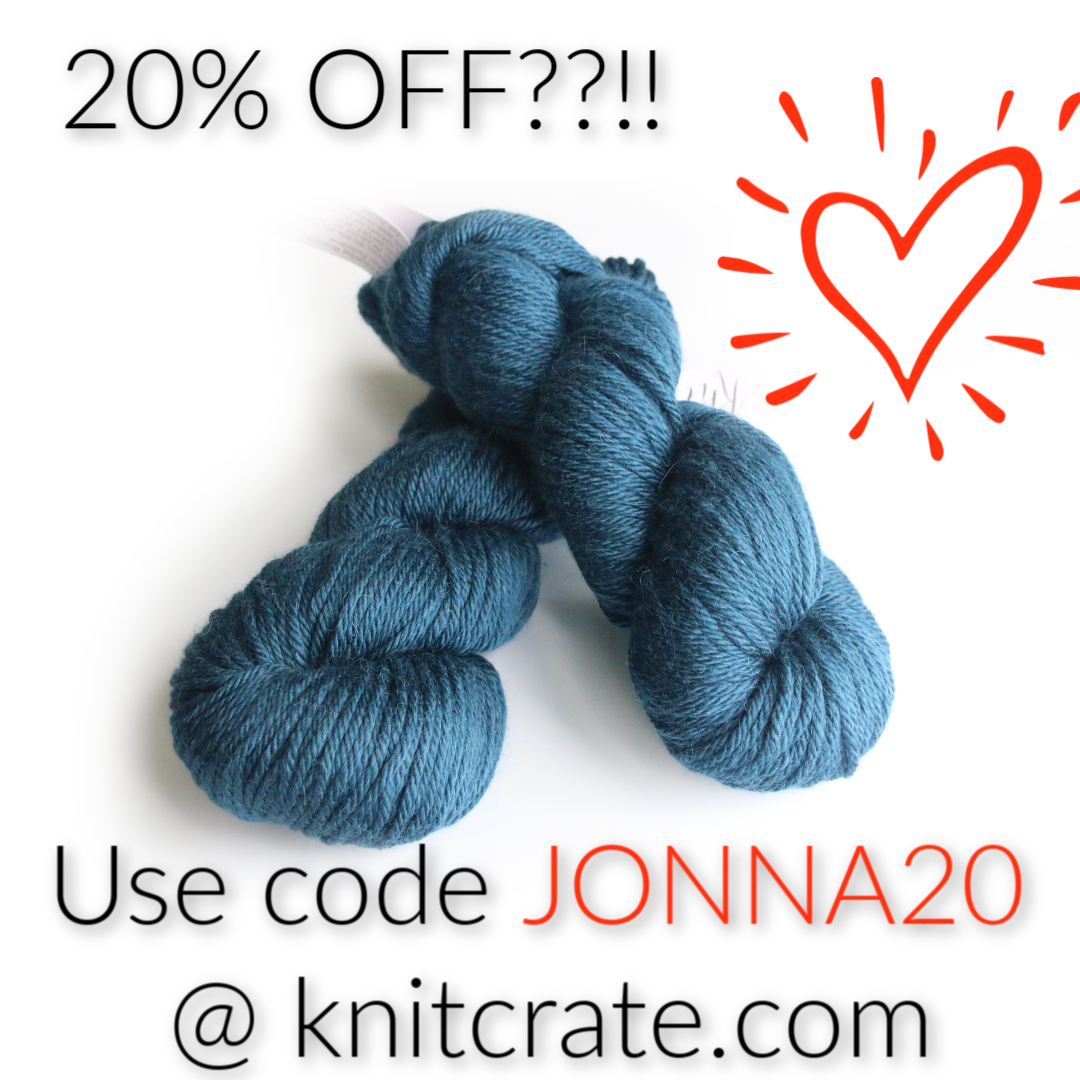 July'19 KnitCrate