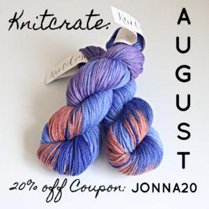 August 2019 Knitcrate
