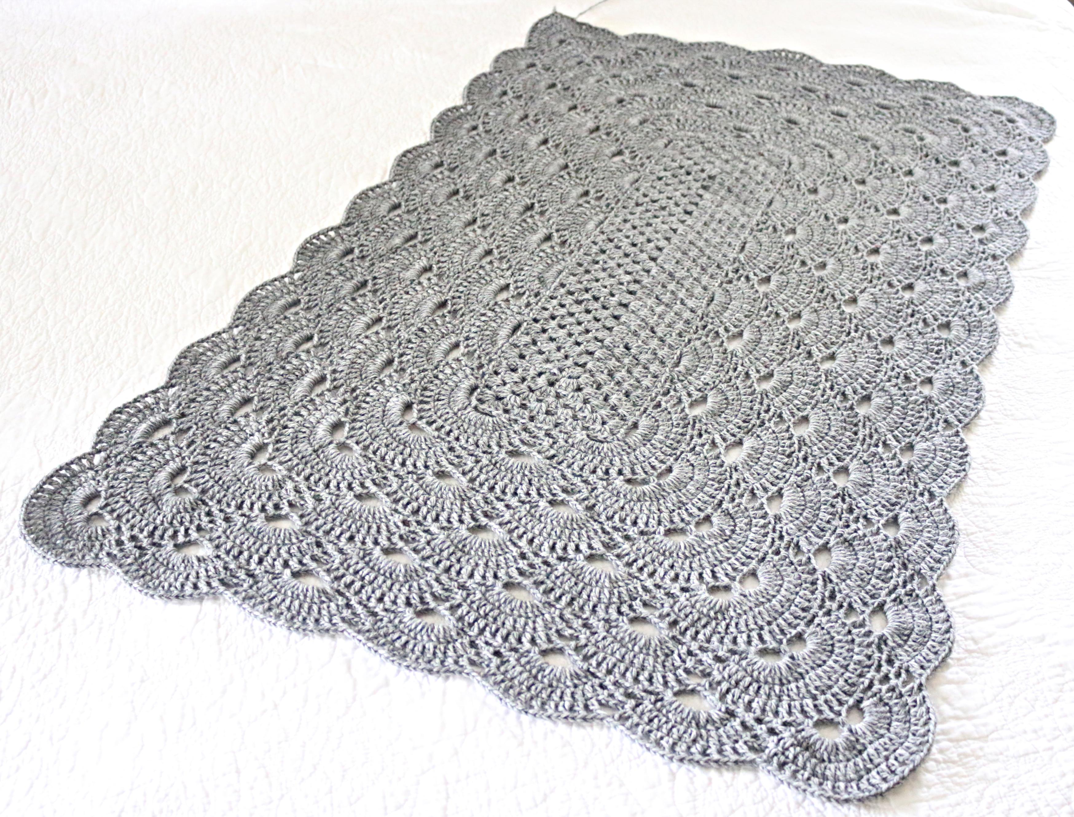 German Shells Virus Rectangle Blanket